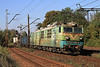 A Tatty Looking ET42-016-B Heads a East Bound Coal Train Through Rudawa on Friday,4th Oct 2013.