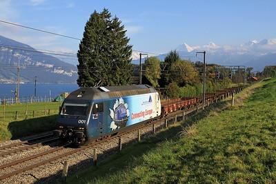 SWITZERLAND OCTOBER 2016.