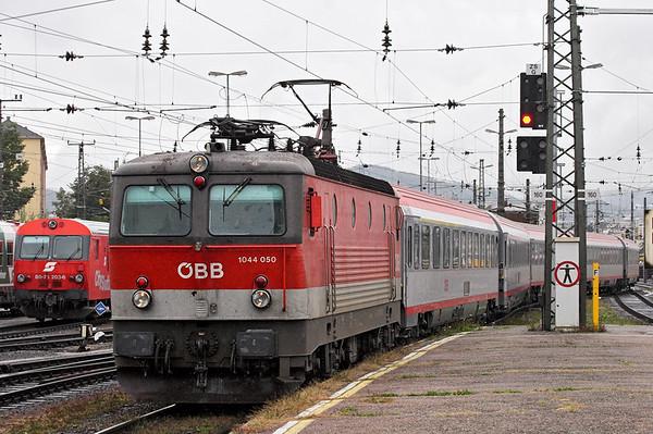 1044 050 Graz Hbf 17/9/2010 IC513 0815 Salzburg Hbf-Graz Hbf