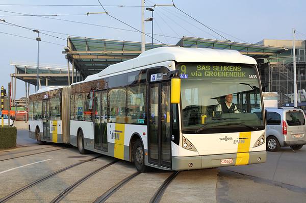 4635 SJO-558, Oostende 25/10/2016