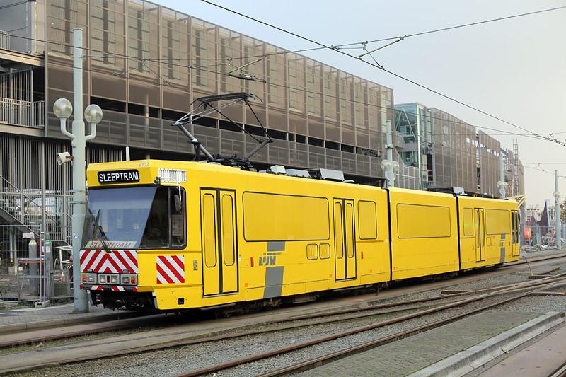 6102 Oostende Station 25/10/2016