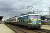 2372 Schaarbeek 5/10/2011<br /> IC8511 1606 Schaarbeek-Tournai