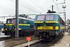 2701 and 2321, Charleroi Sud AT 8/10/2011