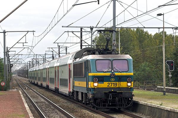 2719 Eppegem 5/10/2011 IC2036 1517 Antwerpen Centraal-Charleroi Sud