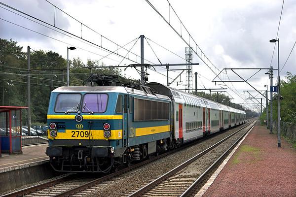 2709 Eppegem 5/10/2011 IC4536 1410 Essen-Charleroi Sud