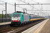 2802 Lage Zwaluwe 24/10/2016<br /> IC9224 0852 Amsterdam Centraal-Bruxelles Midi