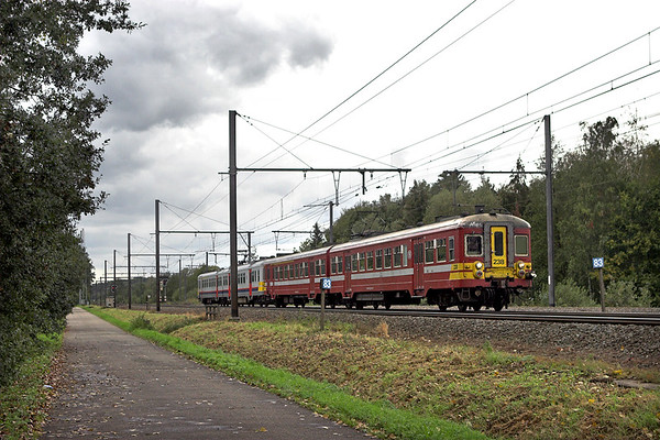 238 and 704, Testelt 6/10/2011 R2465 1534 Leuven-Hasselt