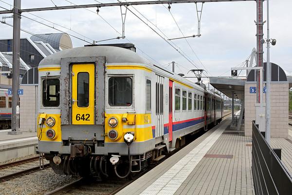 642 Welkenraedt 14/8/2014 IR5035 1435 Aachen Hbf-Liège Guillemins