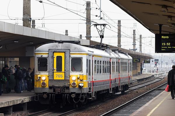 705 Bruxelles-Nord 7/3/2013 IR4235 1507 Leuven-Bruxelles Midi
