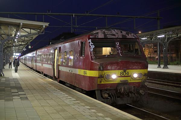 804 Roosendaal 22/10/2016 IR2590 1923 Roosendaal-Antwerpen Zuid