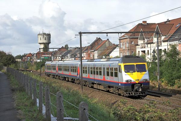 428 Wetteren 7/10/2011 IR3531 1009 Bruxelles Nat Aèroport-Gent St Pieters