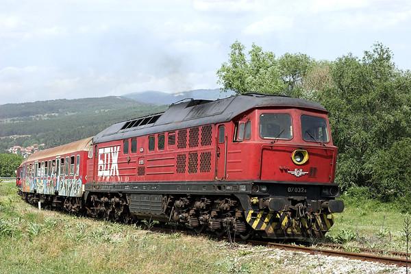 07032 Ϲтрелца (Strelca) 18/5/2013 81204 1355 Плoвдив-Панагюрище (81204 1355 Plovdiv-Panagyurishte)
