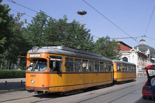4207 and 4287, Sofia 18/5/2013