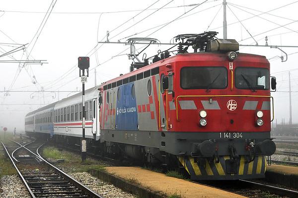1141 304 Karlovac 13/9/2010 4055 0625 Moravice-Zagreb Gl.kol