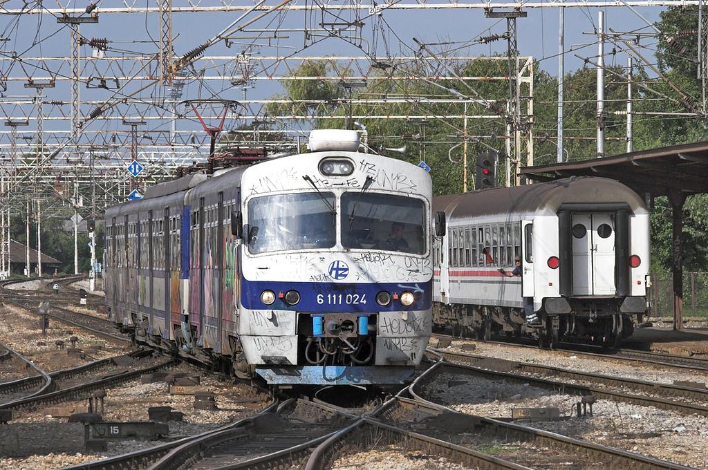 6111 024 Zagreb Gl.kol 14/9/2010<br /> 8035 0906 Harmica-Zagreb Gl.kol