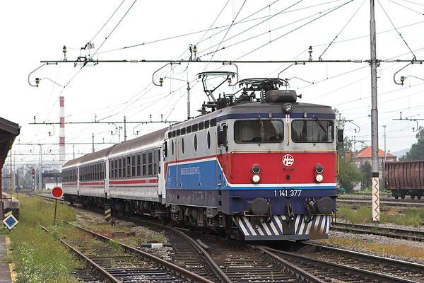 1141 377 Karlovac 14/9/2010 4055 0625 Moravice-Zagreb Gl.kol