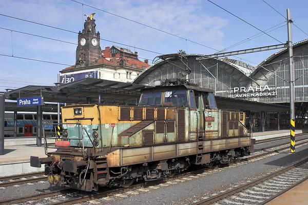 111011 Praha hlavní nádraží  12/9/2009