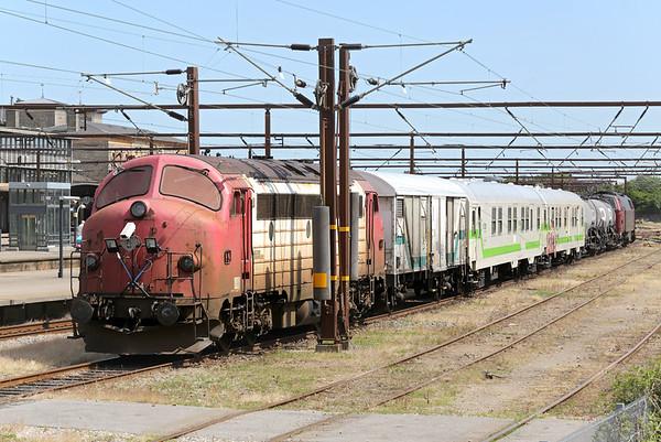 Railcare Danmark 1134, Roskilde 17/7/2015