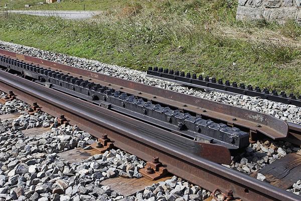 Rack Railway, Oberalppass, Switzerland 18/9/2008