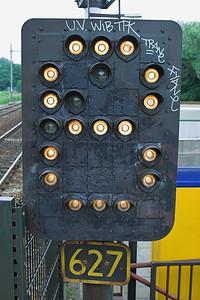 Speed Signal, Dodrecht Zuid, Holland 5/6/2007