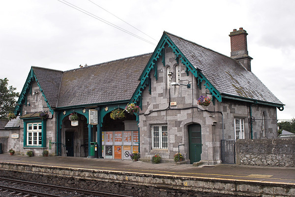 Portlaoise Station, Ireland 29/7/2006