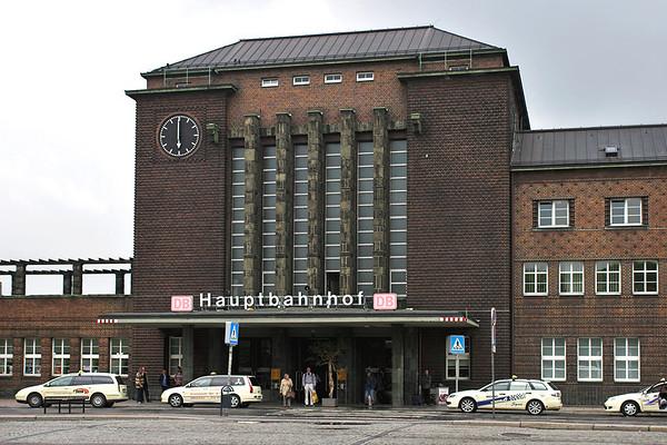 Zwickau Hbf, Germany 17/5/2006