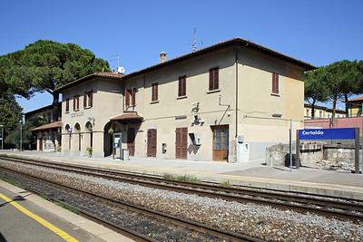 Certaldo Station, Italy 24/9/2013