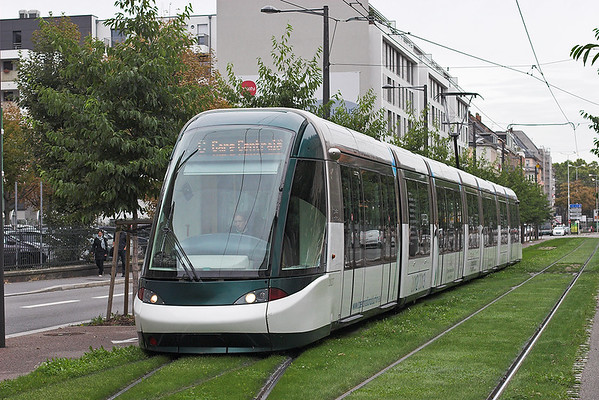 2027, Strasbourg Gare Central 12/9/2012