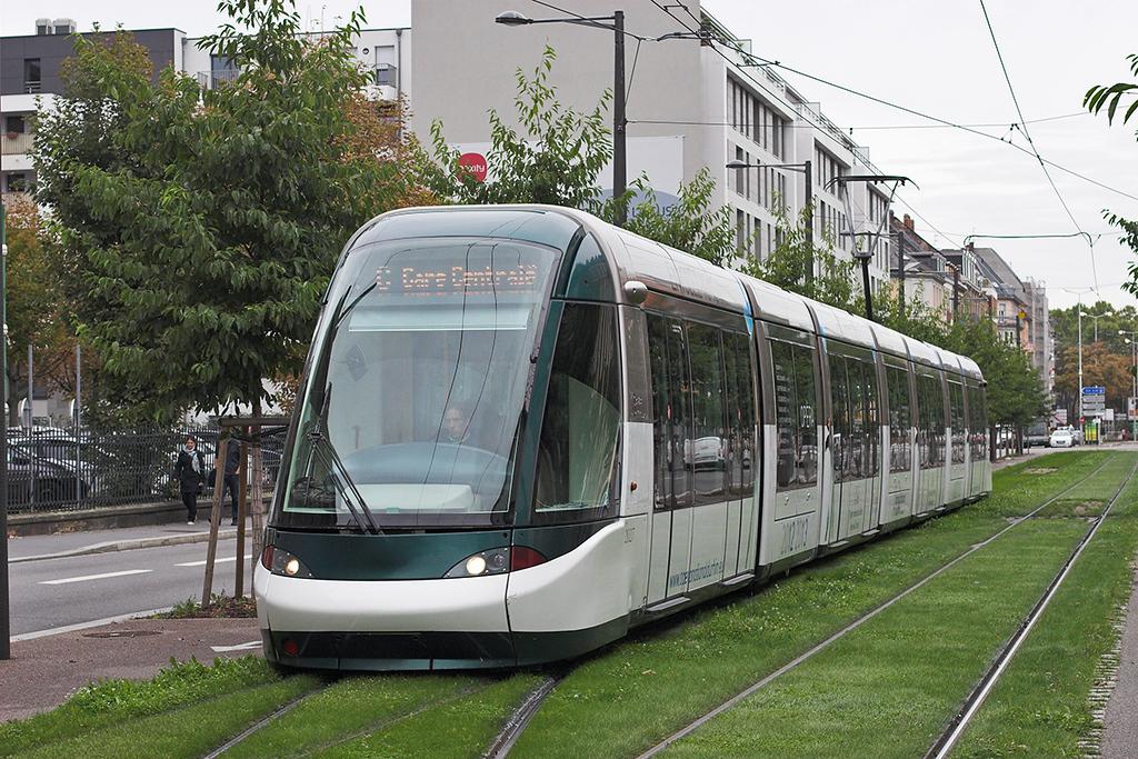 Strasbourg 2027, Strasbourg Gare Central 12/9/2012