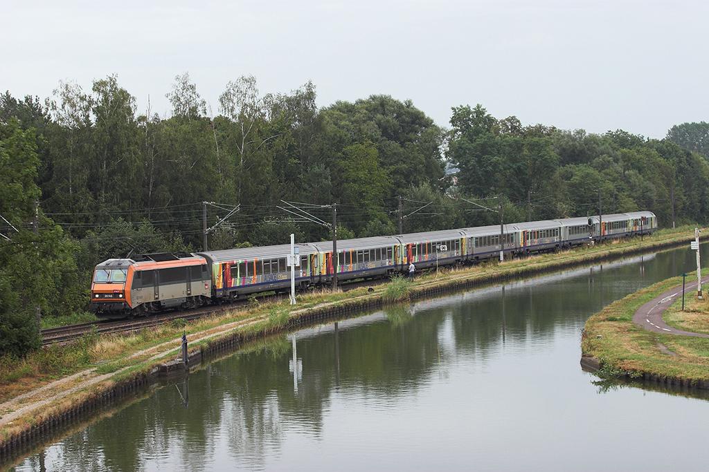 526146 Steinbourg 11/9/2012<br /> 835026 1820 Strasbourg-Nancy Ville