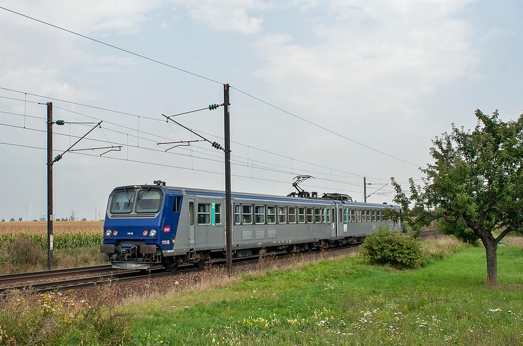 11518 Huttenheim 11/9/2012<br /> 831324 1236 Sélestat-Strasbourg