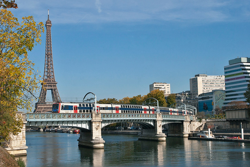 Z24844 Pont Rouelle 24/10/2011<br /> RER C 1404 Massy Palaiseau-Pontoise