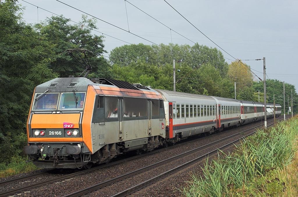 126166 Steinbourg 11/9/2012<br /> EC96 1316 Chur-Bruxelles Midi