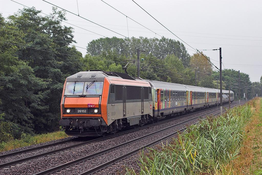 526152 Steinbourg 11/9/2012<br /> 830310 1650 Strasbourg-Metz Ville