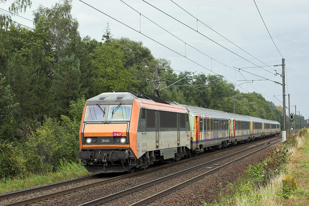 426140 Steinbourg 11/9/2012<br /> 830124 1754 Strasbourg-Sarrebourg