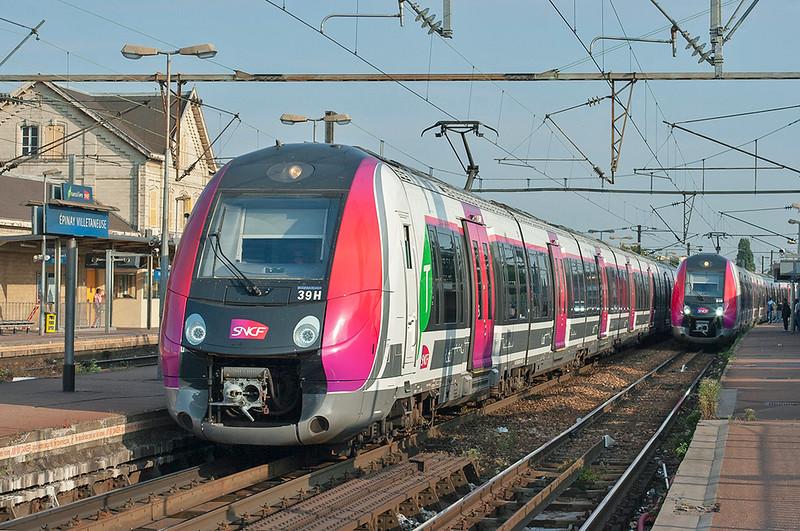 Z50078 Épinay Villetaneuse 10/9/2012<br /> 24033 1745 Paris Nord-St Leu la Forest