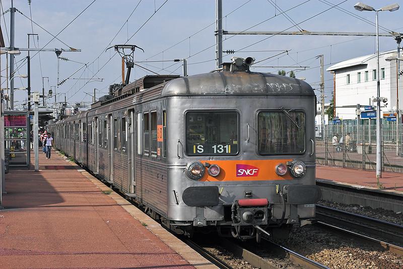 Z6131 Saint-Denis 10/9/2012<br /> 24024 1630 St Leu la Floret-Paris Nord