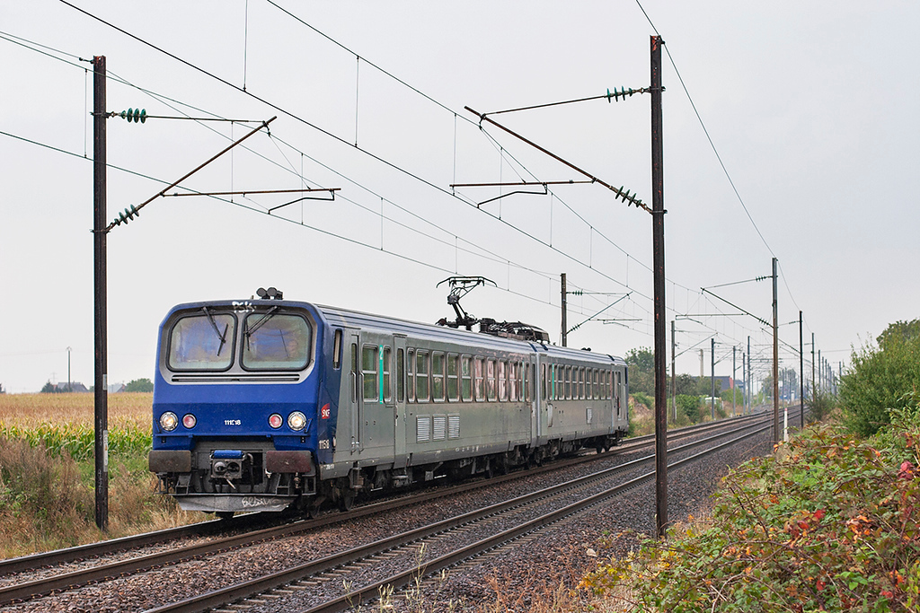 111518 Huttenheim 11/9/2012<br /> 831321 1325 Strasbourg-Sélestat