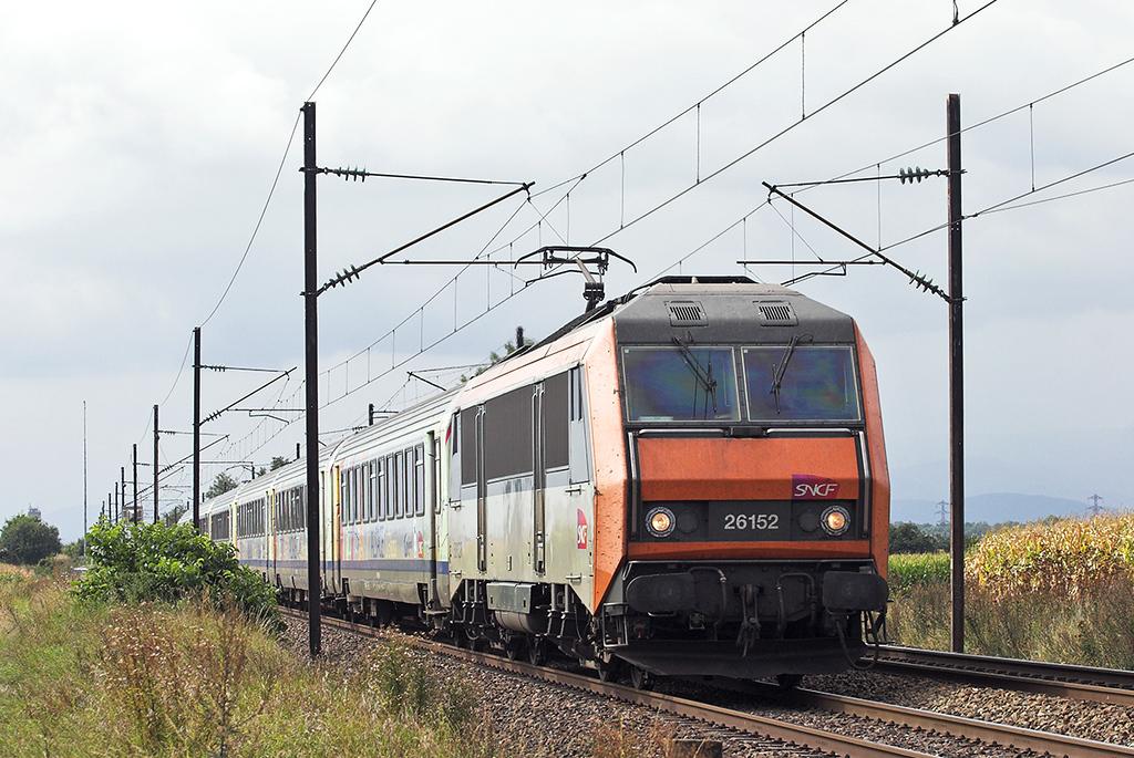 526152 Huttenheim 13/9/2012<br /> 96222 1121 Basel SNCF-Strasbourg