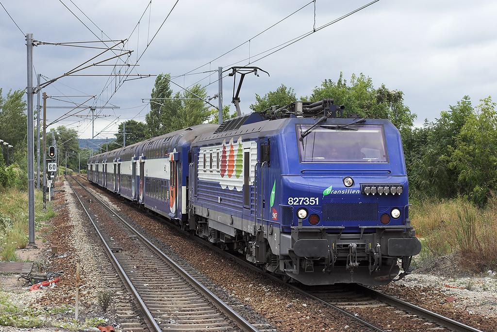 827351 Sannois 14/9/2012<br /> 37622 1527 Ermont Eaubonne-Paris St Lazare