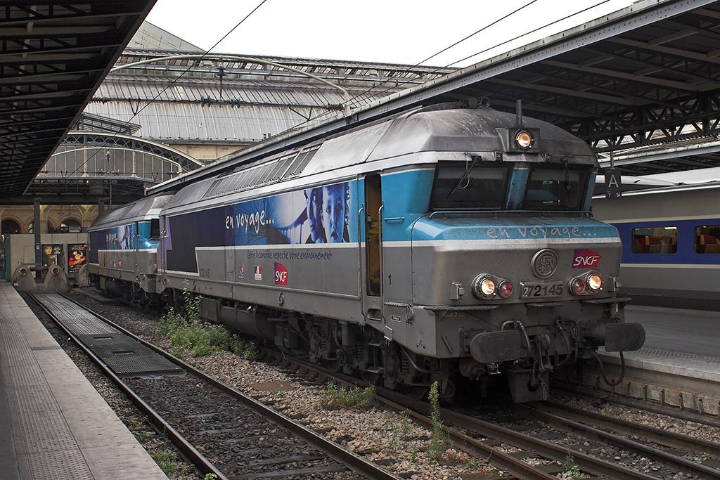 272145 and 272157, Paris Est 11/9/2012