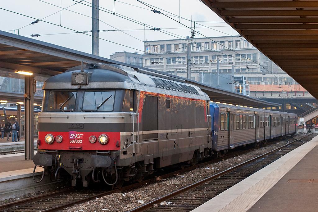 567602 Amiens 18/2/2011<br /> 848710 0813 Amiens-Criel