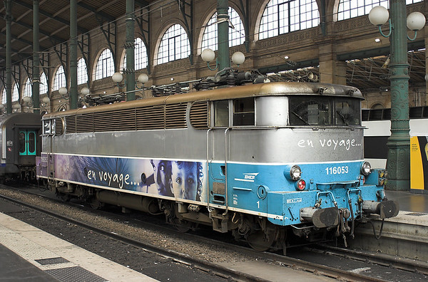 116053 Paris Nord 10/9/2012