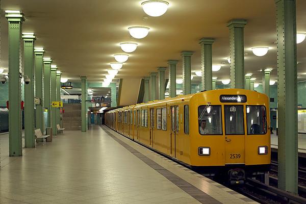 2539 Alexanderplatz 22/9/2017
