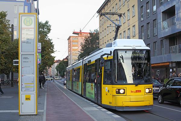 1038 Nordbahnhof 22/9/2017