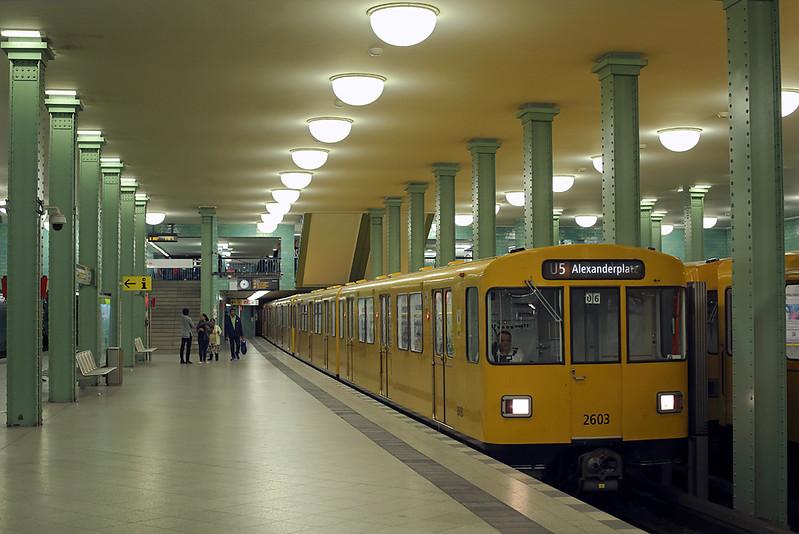 2603 Alexanderplatz 22/9/2017