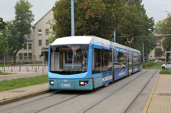 602 Annenplatz 20/9/2017