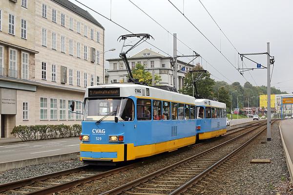 529 and 530, Falkeplatz 20/9/2017