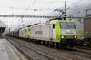 185541 and 185549, Göschenen 30/9/2014