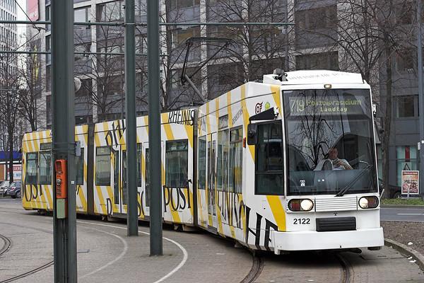 2122 Düsseldorf Hbf 7/3/2013